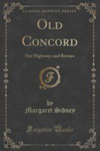Old Concord - 2852992970