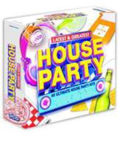 Latest & Greatest House Party / Różni Wykonawcy (Uk) - 2843700098