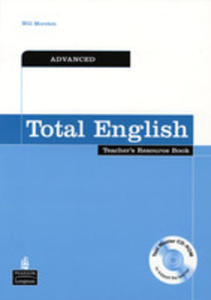 Total English Advanced - Teacher's Book Plus Test Master Cd-rom [Ksi��ka Nauczyciela Plus Test Master Cd-rom] - 2839266098