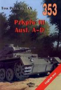 Pzkpfw III Ausf. A-d. Tank Power Vol. Cv 353 - 2839402827