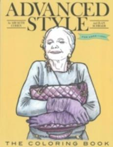 Advanced Style Coloring Book - 2840842637