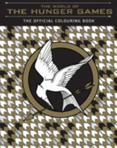 The World Of The Hunger Games: The Official Colouring Book - 2860472150