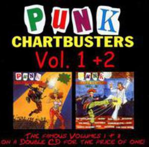 Punk Chartbusters 1 & 2 - 2845977099