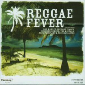 Reggae Fever / Różni Wykonawcy (Box) - 2839700156