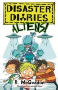Disaster Diaries: Aliens! - 2839961123