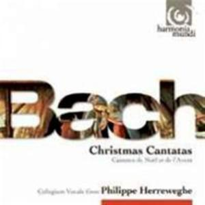 Bach: Christmas Cantatas & Advent Cantatas - 2839269933