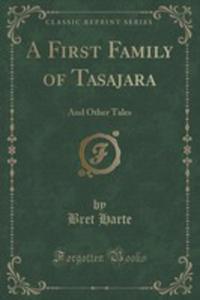 A First Family Of Tasajara - 2852950212