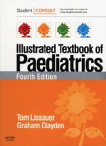 Illustrated Textbook Of Paediatrics - 2840062956