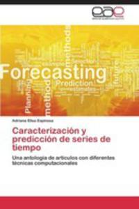 Caracterizacion Y Prediccion De Series De Tiempo - 2870827451