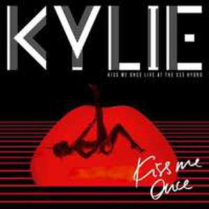 Kiss Me Once Tour-cd+dvd- - 2840098329