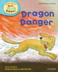 Oxford Reading Tree Read With Biff, Chip, And Kipper: First Stories: Level 4: Dragon Danger - 2839861881