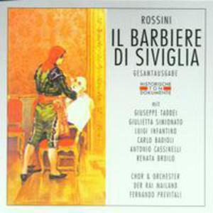 Il Barbiere Di Siviglia - 2839430908