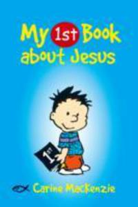 My First Book About Jesus - 2860048528