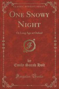 One Snowy Night - 2853996038