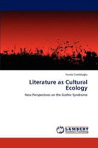 Literature As Cultural Ecology - 2860288359