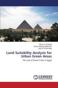 Land Suitability Analysis For Urban Green Areas - 2857251500