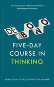 Five Day Course In Thinking - 2840429616