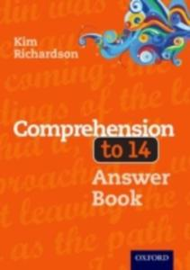 Comprehension To 14 Answer Book - 2841704730