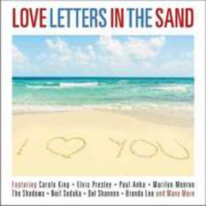 Love Letters In The Sand - 2840093631