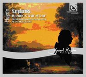 Haydn Edition / Symphonies No. 6  - 2839243694