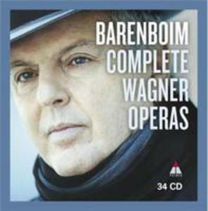 Major Wagner Operas =box= - 2839348026