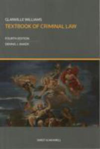 Glanville Williams Textbook Of Criminal Law - 2840160034