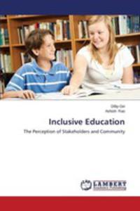 Inclusive Education - 2870816506