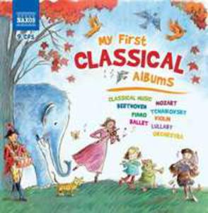 My First Classical Albums - 2840481076