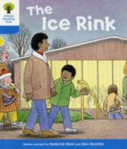 Oxford Reading Tree: Level 3: First Sentences: The Ice Rink - 2839861711