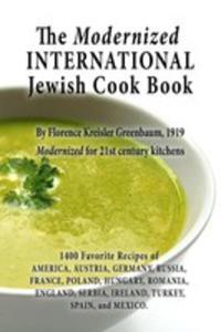 The Modernized International Jewish Cook Book - 2853951577