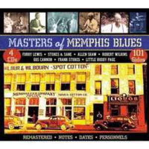 Masters Of Memphis Blues - 2839337940