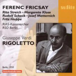 Rigoletto - Cr - German Ver - 2839412762