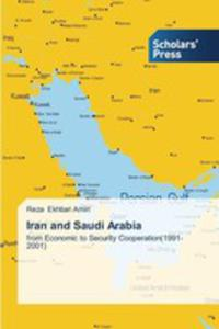 Iran And Saudi Arabia - 2857166603