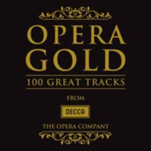 Opera Gold 100 Great Tracks - 2840360472