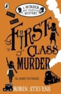 First Class Murder - 2840422376
