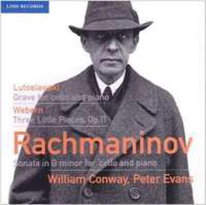 Rachmaninov Cello Sonata - 2839540734