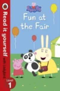 Peppa Pig: Fun At The Fair - Read It Yourself With Ladybird - 2840151879