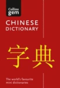 Collins Gem Mandarin Chinese Dictionary - 2840245110