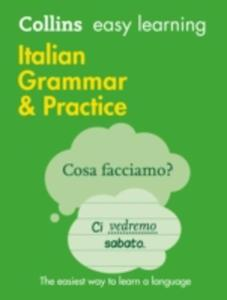 Easy Learning Italian Grammar And Practice - 2840245474