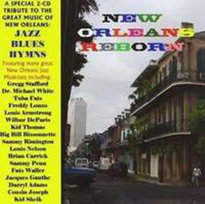 New Orleans Reborn / Różni Wykonawcy (Uk) - 2839834308
