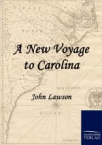 A New Voyage To Carolina - 2857124800
