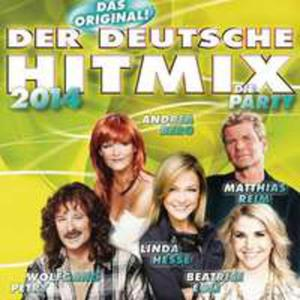 Der Deutsche Hitmix 2014 - 2839612048