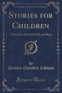 Stories For Children - 2871300698