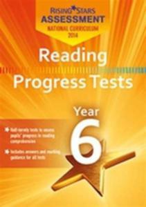 Rising Stars Assessment Reading Progress Tests Year 6 - 2840848349