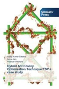 Hybrid Ant Colony Optimization Technique - 2857150224