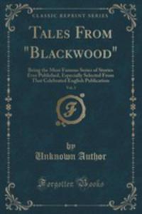 "Tales From ""Blackwood"", Vol. 3 - 2854741678"