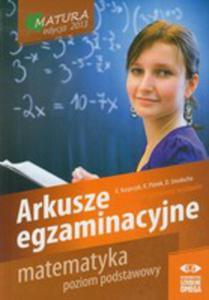 Matura 2013. Matematyka. Poziom Podstawowy. Arkusze Egzaminacyjne - 2847635355
