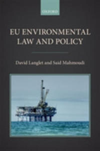 Eu Environmental Law And Policy - 2840426236