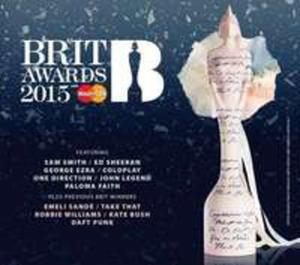 Brit Awards 2015 -3cd- - 2840097426