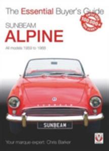 Sunbeam Alpine - 2840429979